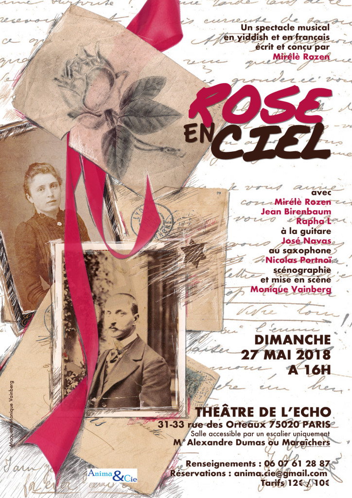 Rose en ciel_Flyer