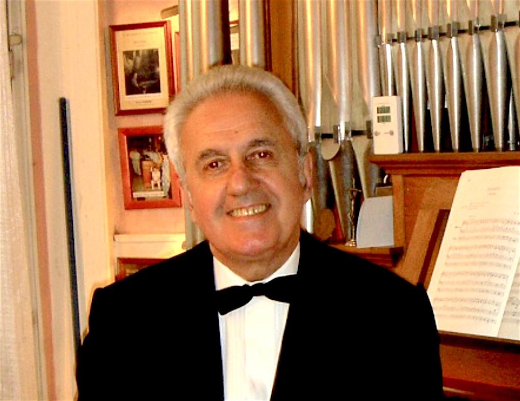 Raphaël Tambyeff  : Organiste